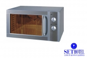 forno microonde em 900 gr