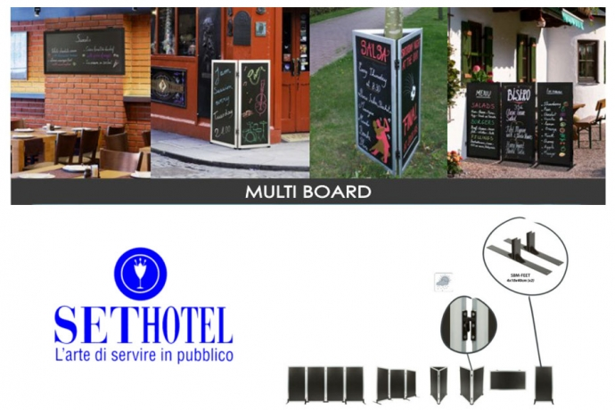 multiboard by Securit